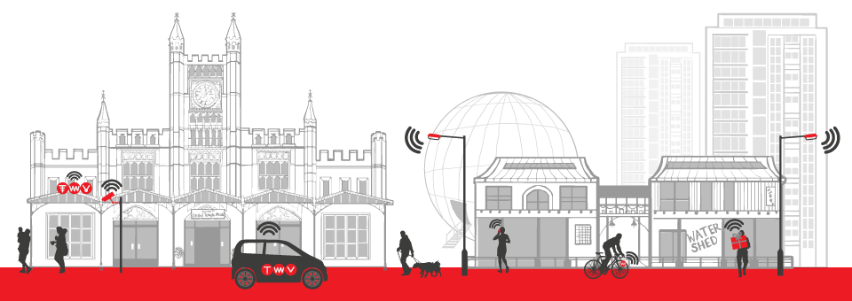 NEC partners with Bristol to create the world's first open programmable city
