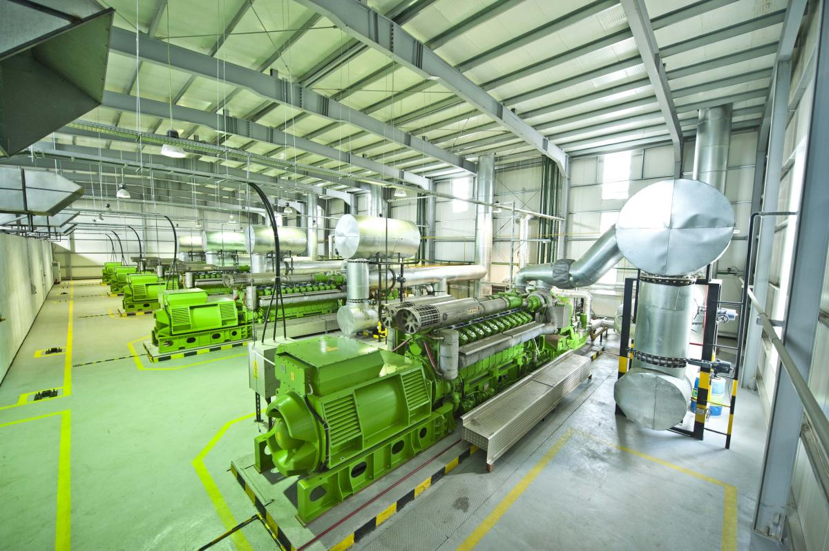 GE's Distributed Power supporting Romania's largest municipal gas