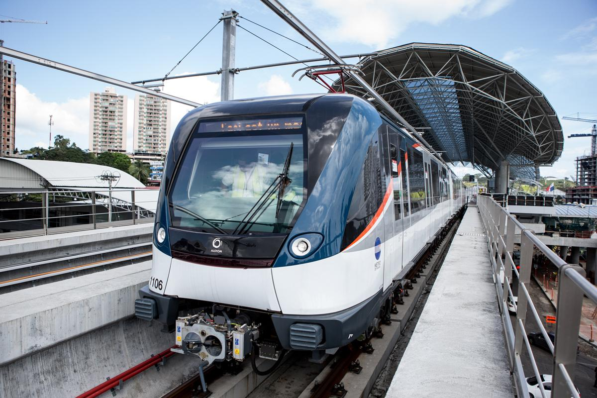 Alstom and Huawei complete the first LTE 4G pilot for metros