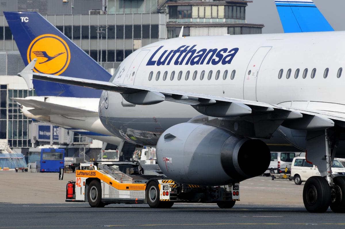 Lufthansa now flying much quieter