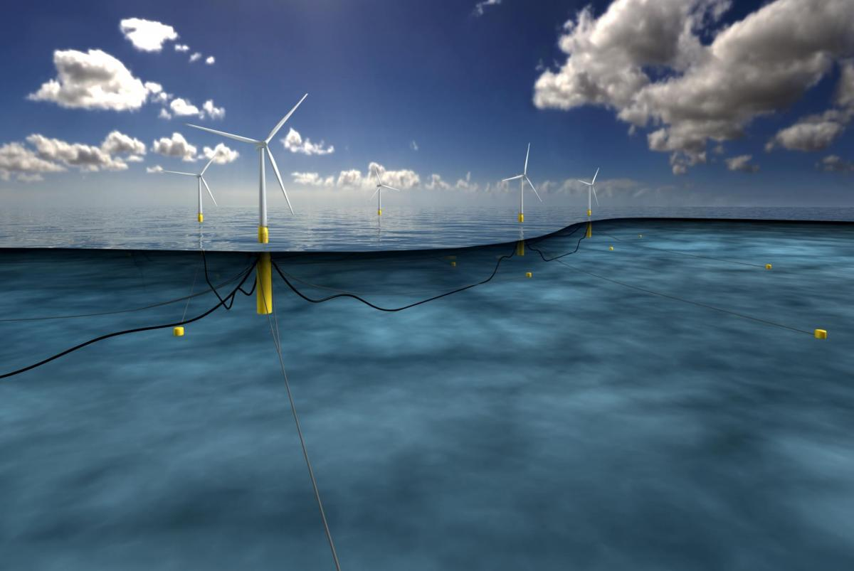 Statoil to build the world's first floating wind farm