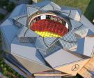 Three HOK-designed sports venues recognized as next-generation stadiums