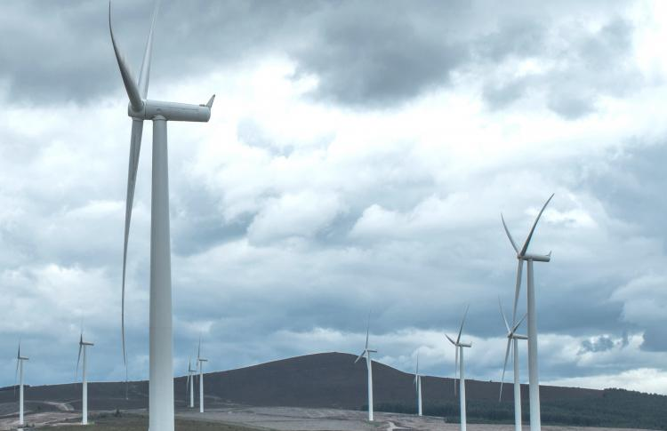 Siemens secures 53MW Scotland wind order