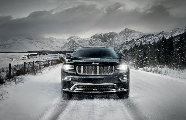 """Jeep launches """"Winterproof"""", the brand's 2016 European winter Tour"""