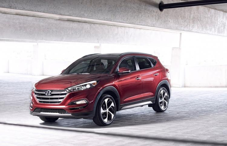 All-new Tucson Named AAA Top Vehicle Picks for 2016 in the U.S.