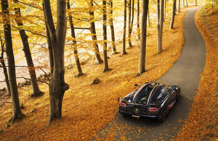 Koenigsegg Agera RS sold out