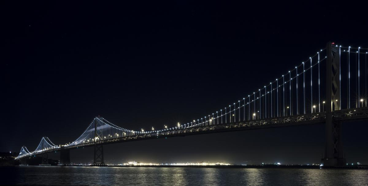 Artist Leo Villareal shines a permanent light on San Francisco with LED lighting from Philips