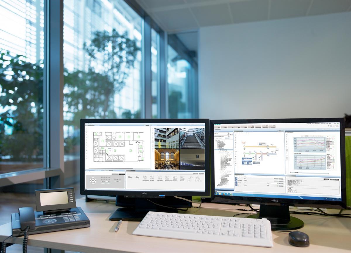 Siemens to introduce new version of its Desigo CC building management platform