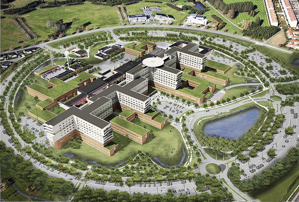 Green light for Zealand's Super-Hospital