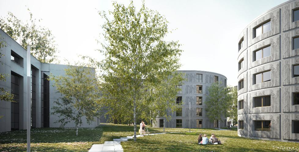 Linkcity launches Serendicity, a one-of-a-kind student housing complex in Paris-Saclay