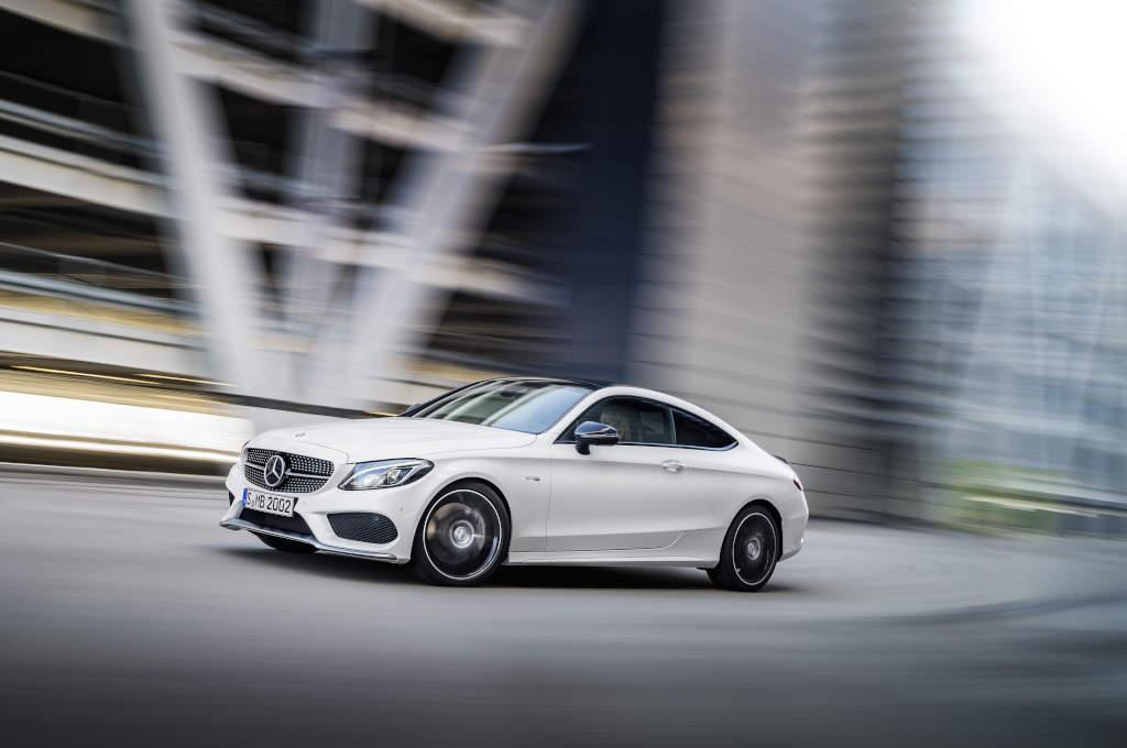 The Mercedes-AMG C 43 4MATIC Coupé: New member of the C-Class Performance family