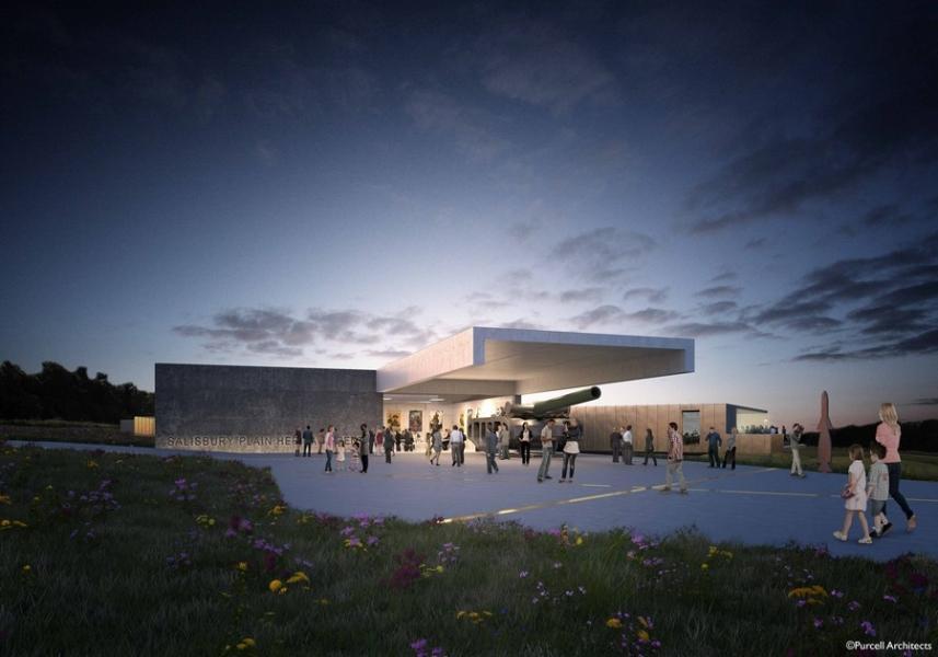Salisbury Plain Heritage Centre plans revealed