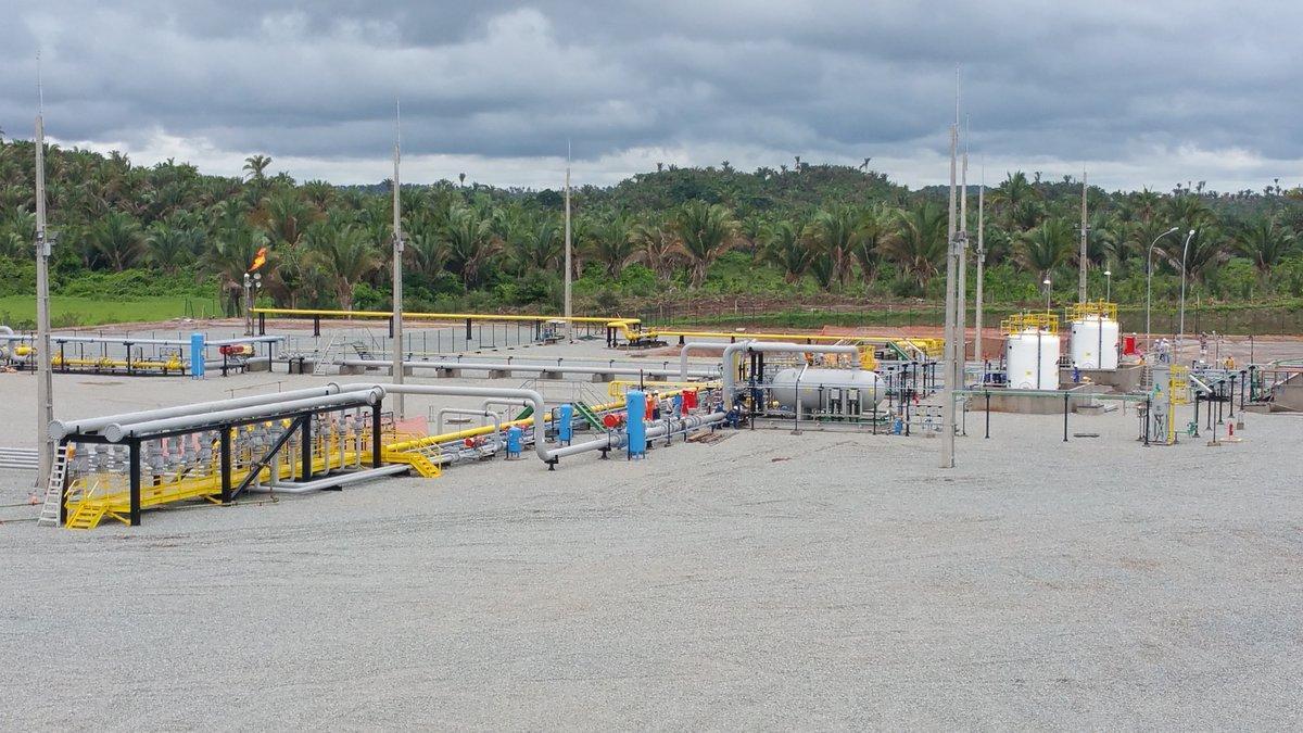 Fluor Consortium delivers natural gas development project in Brazil