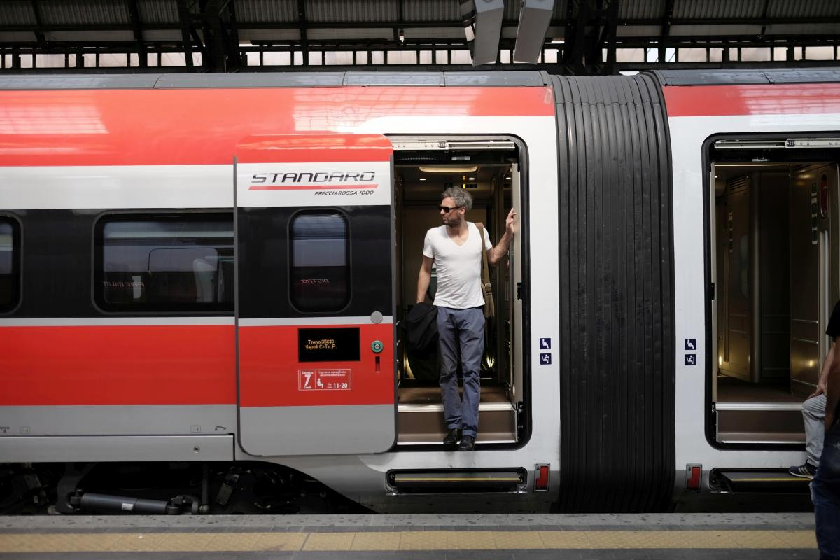 Even faster, even more comfortable: Travelling with the Frecciarossa 1000