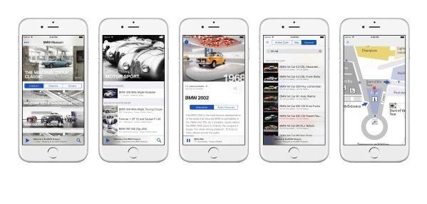 The BMW Museum App – an innovative guide to the history of sheer driving pleasure