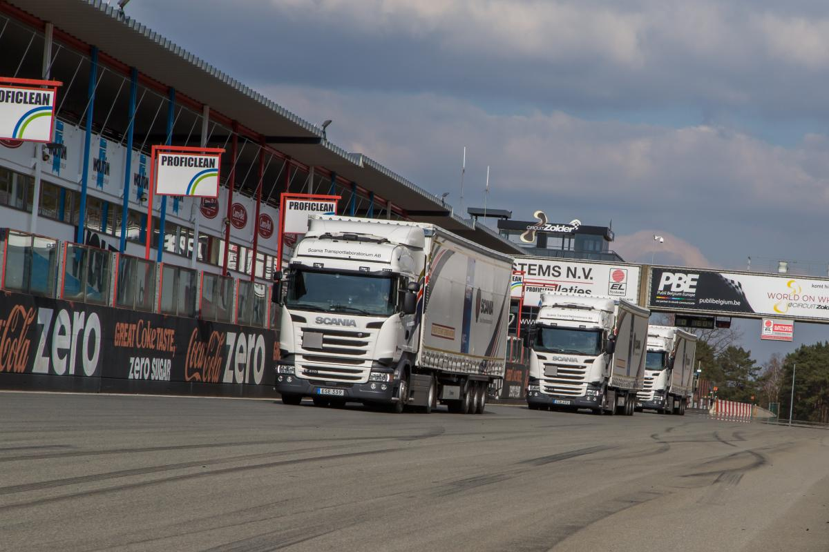 Truck platooning will reduce carbon emissions