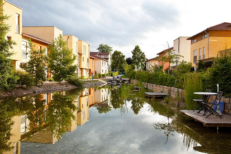Major research study reveals how to enhance urban liveability through blue-green infrastructure