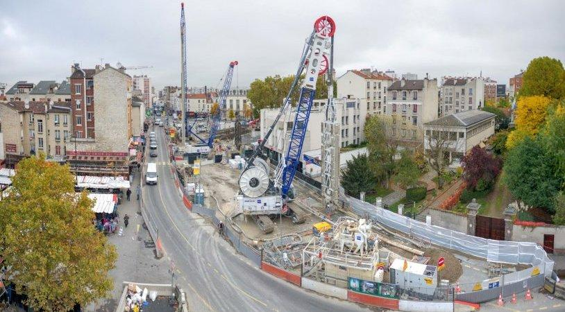The Paris Metro Line 12 gains 2 new stations with SYSTRA