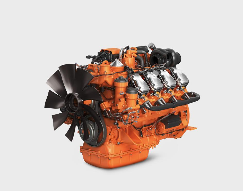 Scania offers industrial engines for alternative fuels