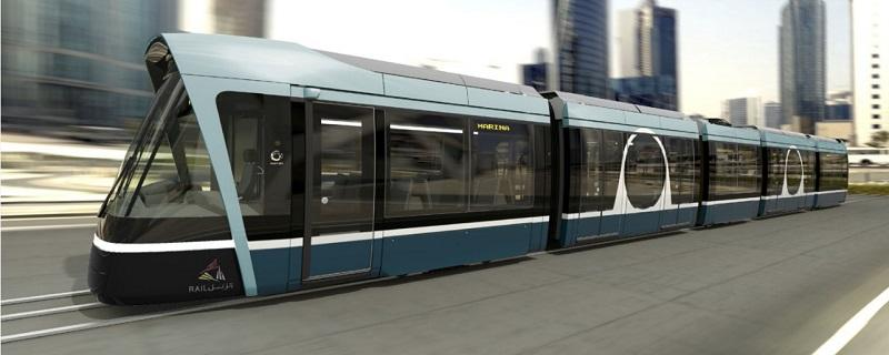 Alstom and Qatar Rail unveil the design of Lusail Citadis tram