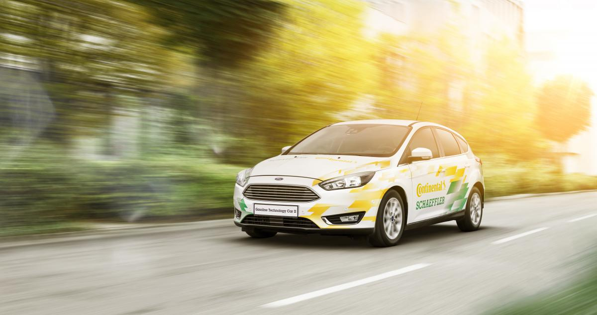 Innovative 48 volt architecture and optimized operating strategy set new benchmark on fuel efficiency
