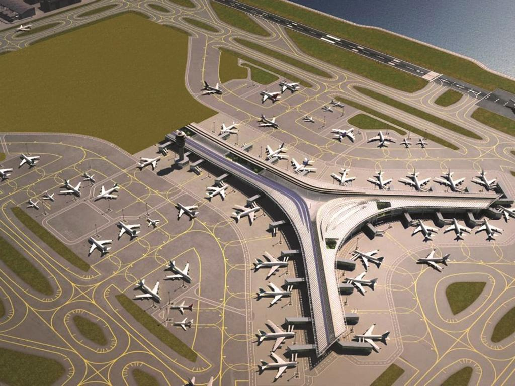 AECOM will provide detailed design services for Hong Kong International Airport's third runway passenger building