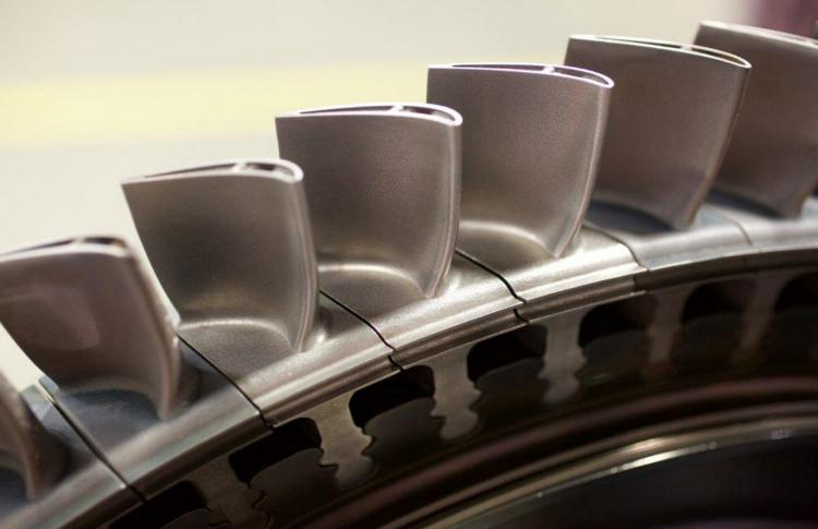 Siemens achieves breakthrough with 3D printed gas turbine blades
