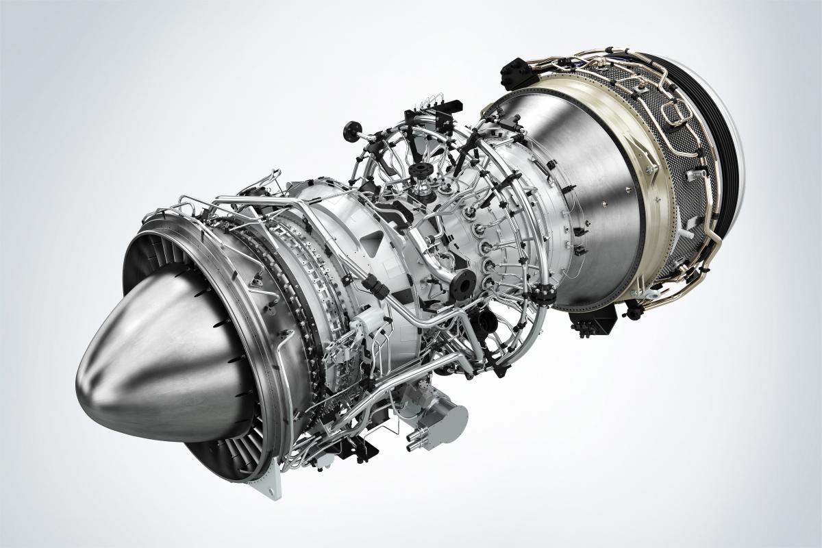 Siemens new gas turbine for mobile power generation